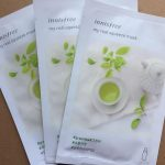 Mặt Nạ Innisfree My Real Squeeze Mask Green Tea 20ml (3)