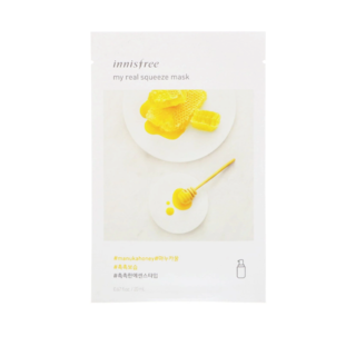 Mặt Nạ Innisfree My Real Squeeze Mask Manuka Honey 20ml (1)